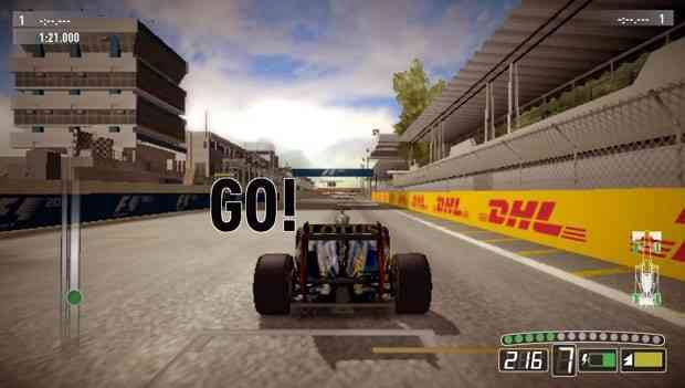 F1 2011 (PS Vita) Review - COGconnected