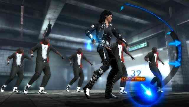 Michael Jackson The Experience HD (PS Vita) Review