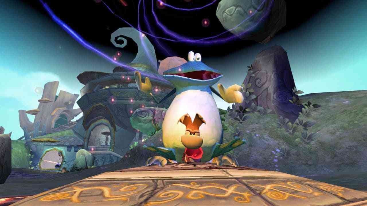Canadian Online Gamers 187 Rayman 3 Hd Psn Ps3 Review