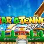Mario Tennis Open pic 1