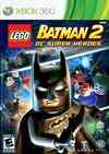 Lego Batman 2 boxart (xb0x 360)