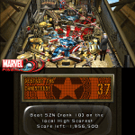 Marvel_Pinball_3D_Captain America_1