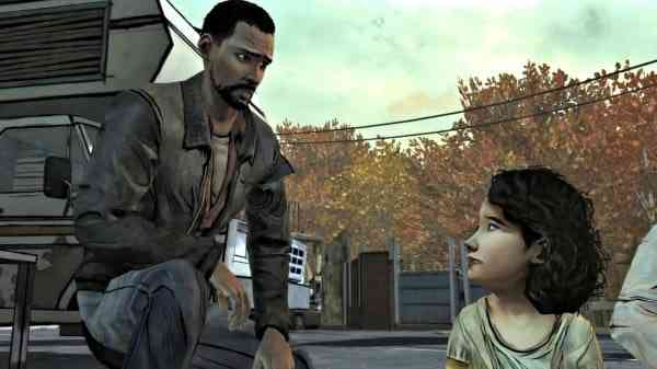 The Walking Dead Episode 1 5 USA  [ PS3 ]