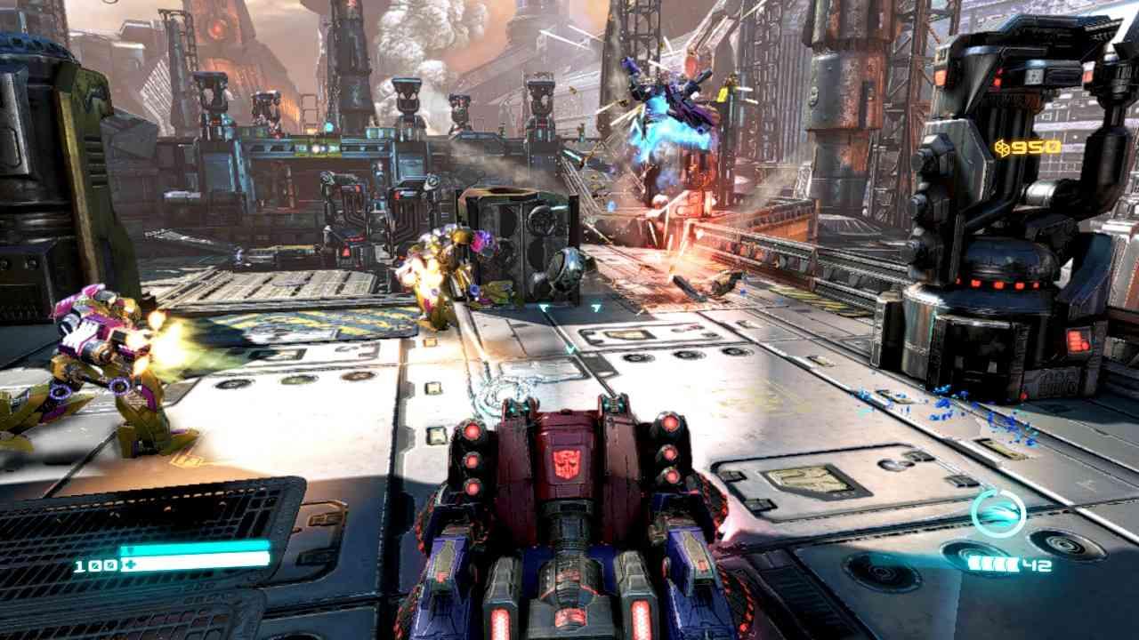 Transformers Fall Of Cybertron Скачать Кряк