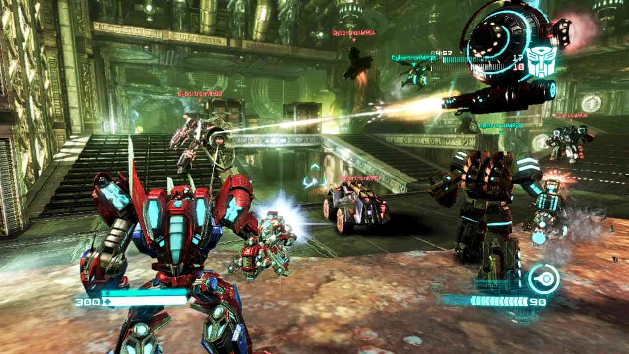 Canadian Online Gamers 187 Transformers Fall Of Cybertron