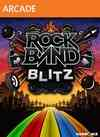 Rock Band Blitz Box