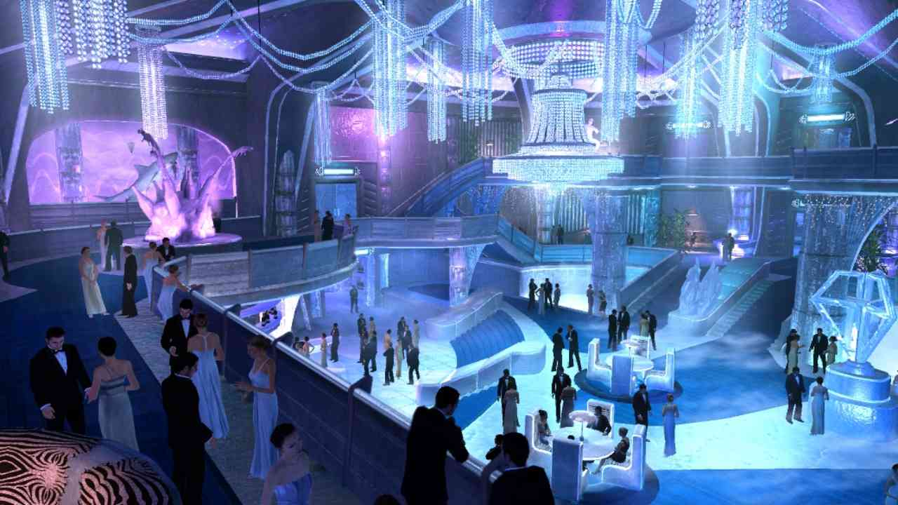 Canadian Online Gamers 187 007 Legends 11 Ice Hotel Die