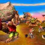 5 Skylanders Giants_X360_Tree Rex in Junkyard Isles