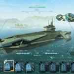 Carrier Command screen 4