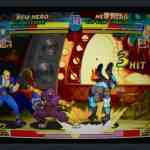 Marvel vs Capcom screen 6