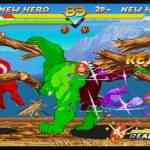 Marvel vs Capcom screen 8