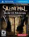 Silent Hill-Book of Memories boxart