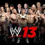 WWE 13 Group of Wrestlers featured