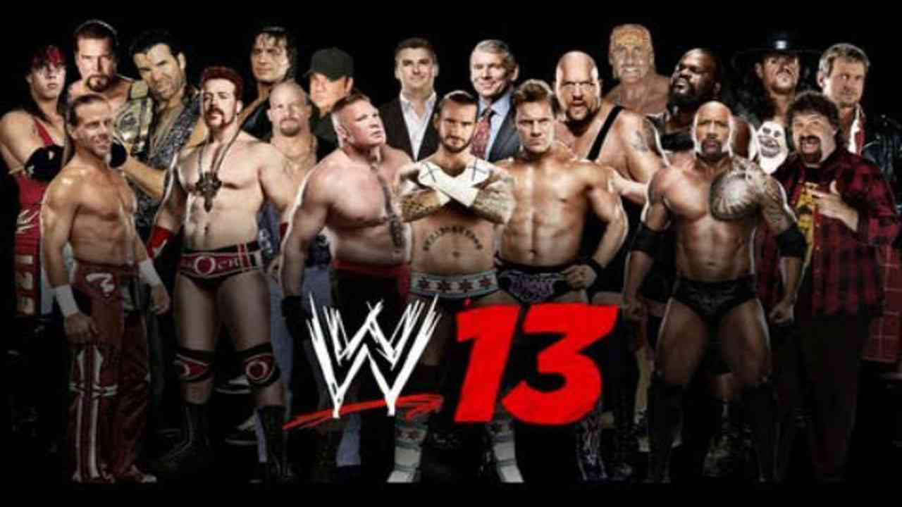 WWE-13-Group-of-Wrestlers-.