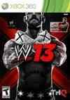 WWE 13 boxart