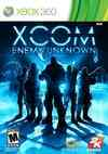 XCOM Enemy Unknown boxart (Xbox 360)