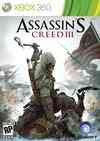 Assassins Creed III boxart