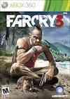 Far Cry 3 Xbox 360 boxart