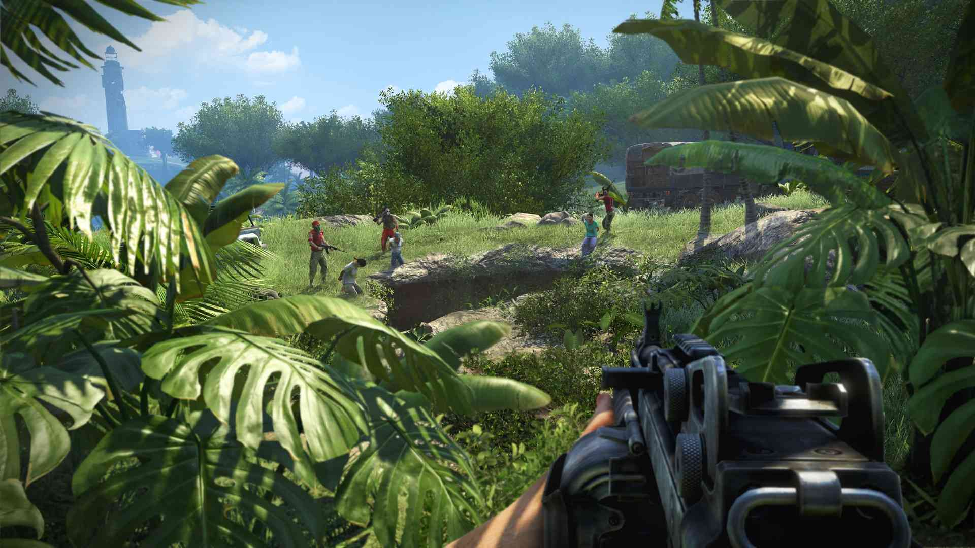 Far Cry 3 Xbox 360 Review Cogconnected