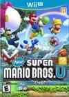Mario Wii U boxart