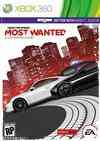 Need for Speed Most Wanted boxart (Xbox 360)