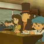 Professor Layton featured 3