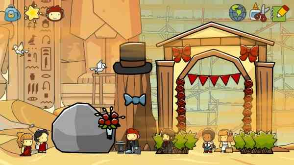 Scribblenauts Unlimited pic 5