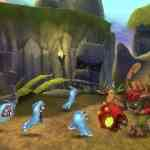 Skylanders Giants_3DS_TreeRex_vs_ Chompies