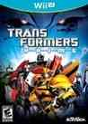 Transformers Prime-The Game Wii U boxart