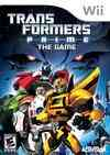 Transformers Prime The Game boxart