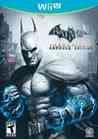 Arkham City Wii U boxart