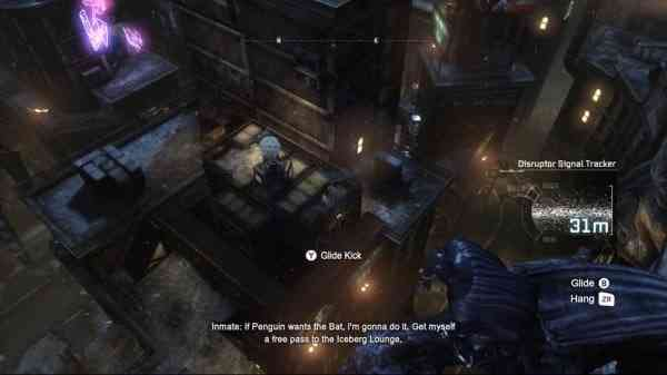 Arkham City Wii U pic 3