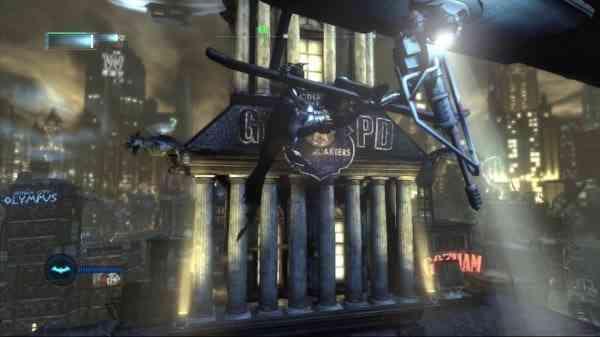 Arkham City Wii U pic 9