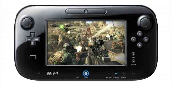 Black Ops 2 Wii U GamePad