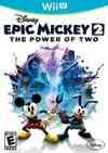 Epic Mickey 2 Wii U boxart