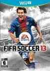 FIFA 13 Wii U boxart