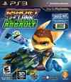 Ratchet and Clank Full Frontal Assault boxart