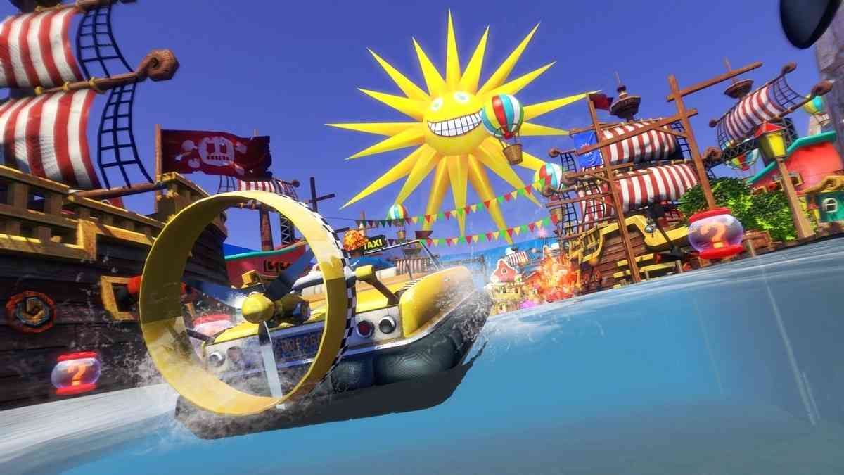 Sonic All Stars Racing Transformed Pic 9