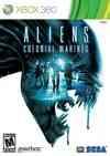 Aliens Coloniel Marines boxart (Xbox 360)
