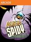 Alien Spidy XBLA Box