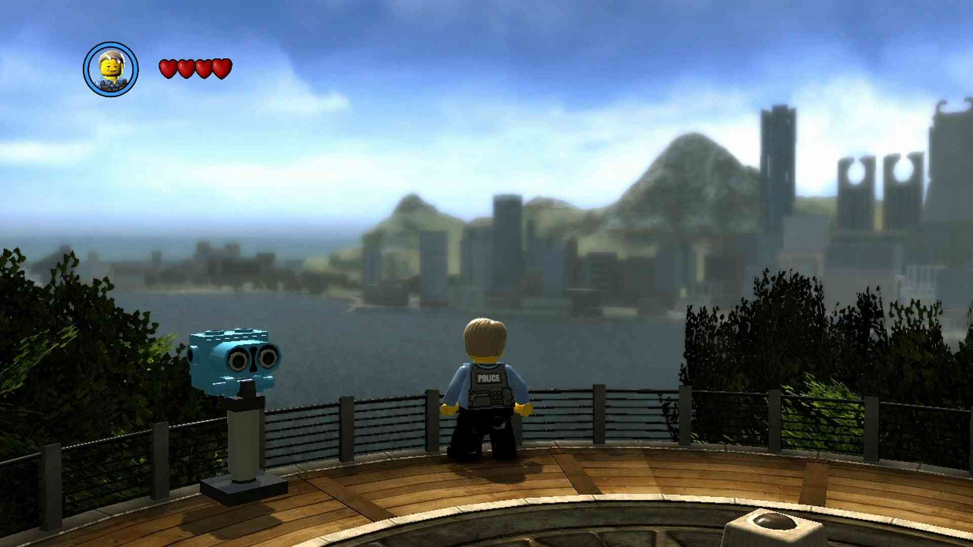LEGO City Undercover (Wii U) Review - COGconnected