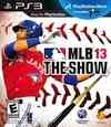 MLB 13 The Show PS3 boxart
