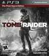 Tomb Raider boxart PS3