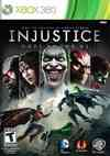 Injustice Boxart