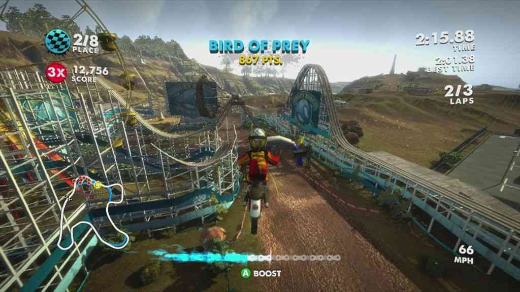 Motocross Madness Xbox 360 XBLA Review COGconnected