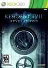RE Revelations 360 boxart