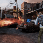 Flamethrower TLOU MP