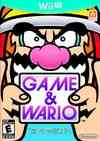 Game and Wario boxart