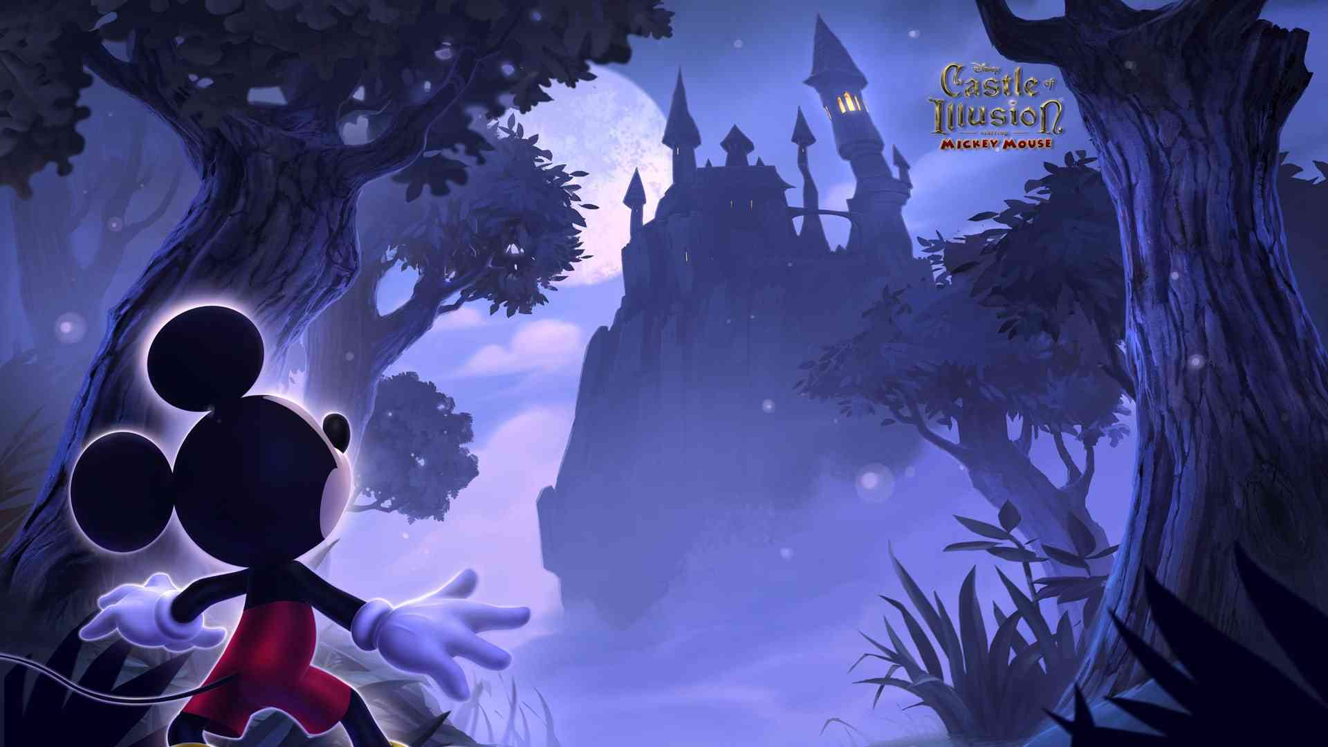 SEGA анонсировала ремейк Castle of Illusion.