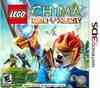 Legends of Chima 3DS boxart